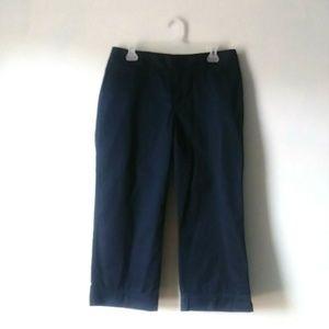 Eddie Bauer NEW Size 10 Capri Pant